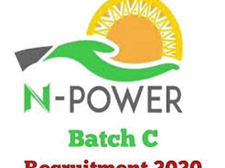 Take A Look At The Question An Npower Batch C Applicant Asked That All Should Be Aware Of