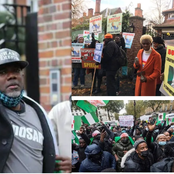 Sowore Set For Another Protest In London, Despite Reno's Plead To Allow Buhari Fast In Peace