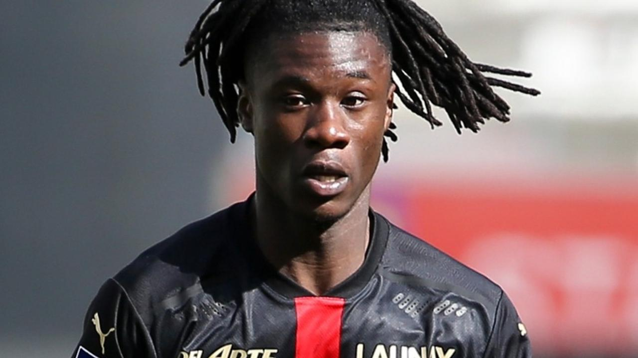 Man Utd and Real on red alert as Camavinga 'refuses to sign new Rennes contract'