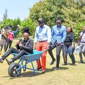 Ruto Further Explains His Wheelbarrow Project On His Twitter Account Attracting Different Responses