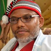 Biafra: Nnamdi Kanu mocks Channels TV Journalist Maupe Ogu, Calls Her