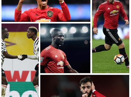 Liverpool should be afraid: These five Man Utd players are in top form