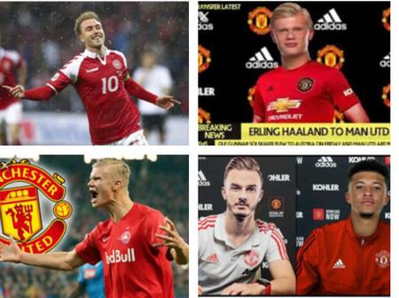 Done Deals Today: Manchester United Have Completed Two Super Stars Signings