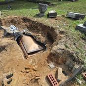 Why caskets keep getting stolen after burials and why the culprits never get caught? |Opinion