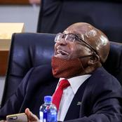 Jacob Zuma is a sports man in bed says the