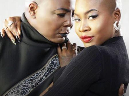 Charly Boy confesses: My Daughter, Dewy, is Stubborn like me.