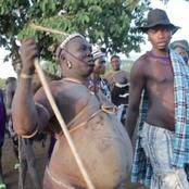 Ridiculous Reasons Behind the Annual 'Fat Man' Contest Observed in Ethiopia.