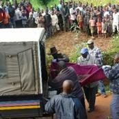 Nairobi's Notorious Gangster Gunned Down By Detectives