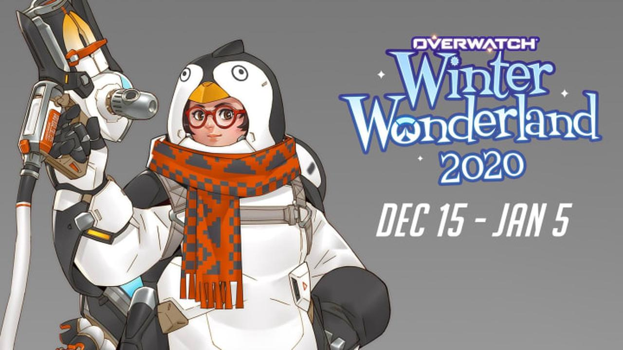 Overwatch Christmas Event 2021 Ends Overwatch Winter Wonderland 2020 End Date When Is It Opera News