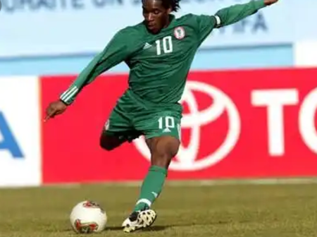 Who Is Nigeria's Best Free kick Taker Out Of These 6 Players? Let The Voting Begins