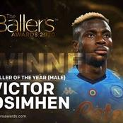 Ndidi, Osimhen and Oshoala Win At Naija Ballers Awards