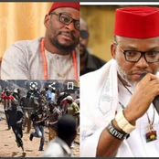 Today's Headlines: Nnamdi Kanu Is Right And I Am Wrong- Chinedu, Gunmen Kill 8 People In Plateau