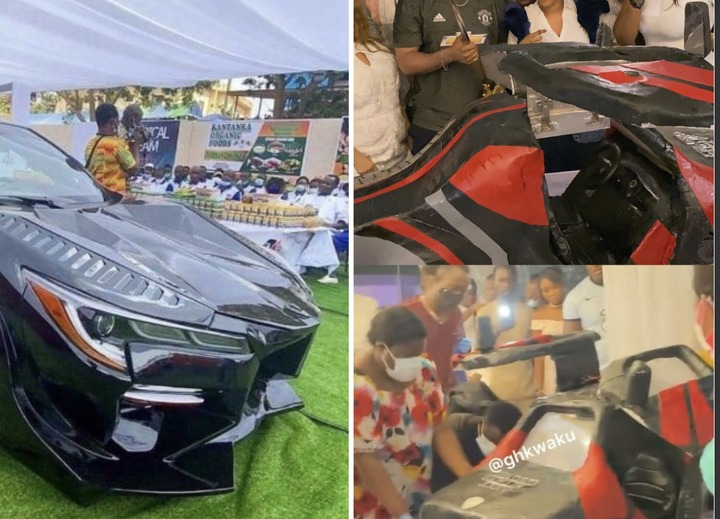 cde226d2fda44e108c0ddfc5d489a4e5?quality=uhq&resize=720 - Kwadwo Safo Jnr Celebrates His Birthday With A Lamborghini Cake After Building The Same Type Of Car