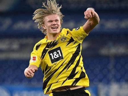 Chelsea Ready To Get Erling Haaland