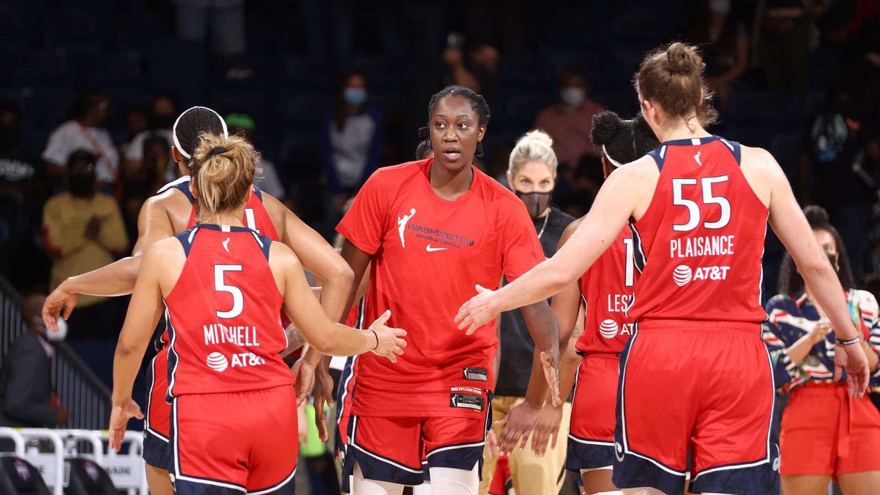 Preview: Mystics face the Storm on the road Tuesday night