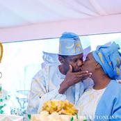 Romantic Photos Of Adeboye, Oyedepo, Esther Ajayi And Other Nigerian Pastors With Their Partners
