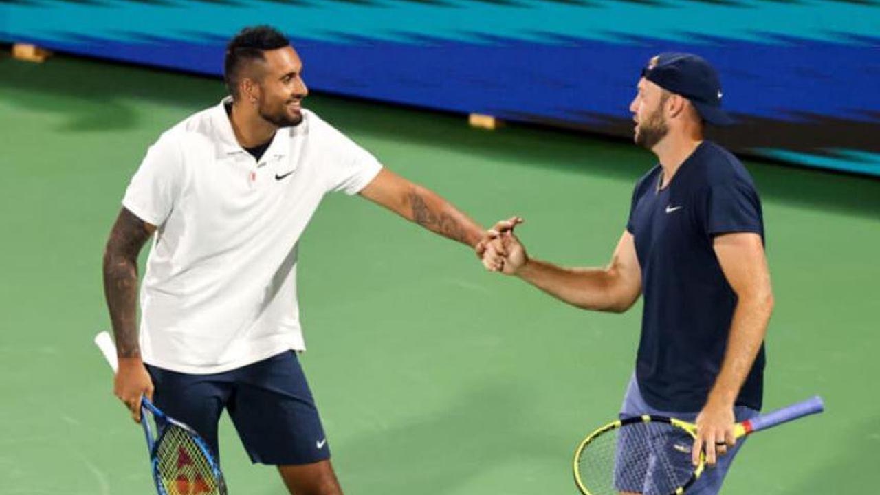 ATP Atlanta: Nick Kyrgios und Jack Sock erleiden überraschende Niederlage im Doppel