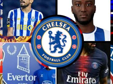 Chelsea Star To Undergo His Medicals, Everton Sign World-Class Star As Bayern Set To Sign PSG Player