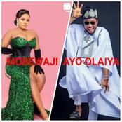 Yoruba Actress Mobewaji And Actor Ayo Olaiya Celebrates Their Birthday Today