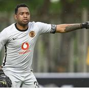 Goalkeeper Itumeleng Khune Might be Leaving Kaizer Chiefs See More Details Here