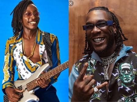 Kenyan Singer Bensoul Takes Pride In His Songwriting Skills After Burna Boys' Grammy Awards Win