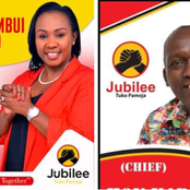 Jubilee Party Nominations In Kiambaa Will Be A Tight Race As Late Koinange's Niece is Set to face Njama