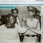 1981 When Wangari Maathai Was Sentenced to Six Months in Jail for Contempt of Court