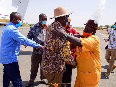 Is Turkana a battle ground for Raila and Ruto?