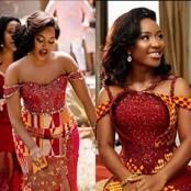 Lovely Latest Kente Styles for Traditional And Wedding Party For Ladies