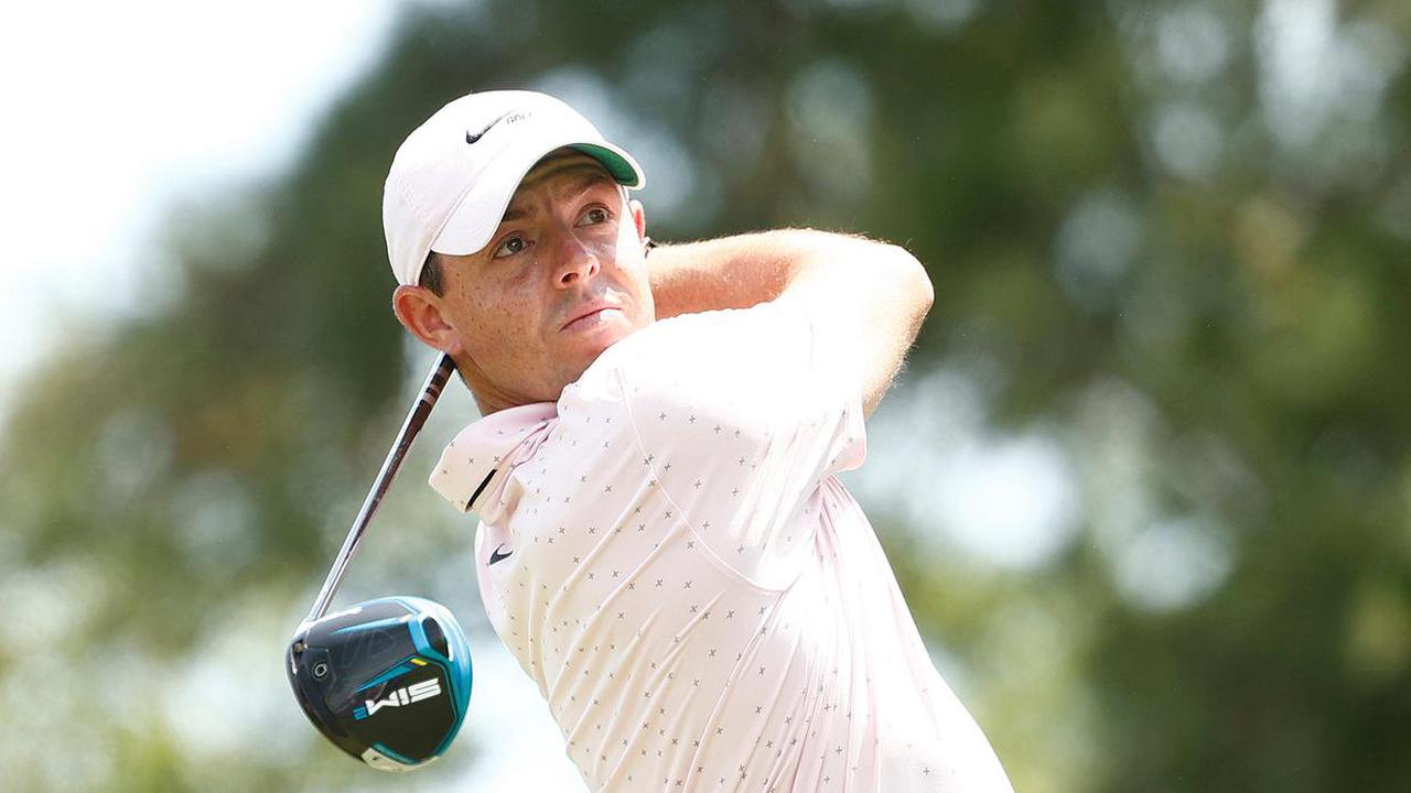 Rory McIlroy in contention for victory at Wells Fargo Championship