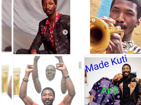 See what Made Kuti said that drew his fans to react
