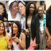Genevieve And 9 Others Beautiful Nollywood Actresses And Their Mother (Pictures)