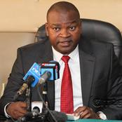 Angry Rashid Echesa Issues a Morning Press Statement Making Serious Accusations Against IEBC