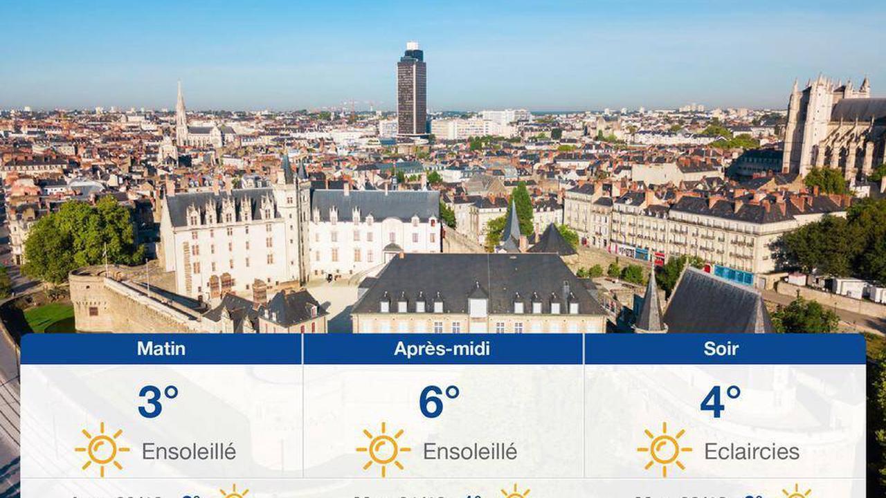 Nantes : la météo du jeudi 10 septembre 2020