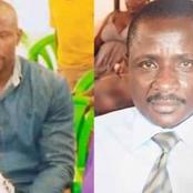Tragedy As Two Men Hack Each Other To Death While Fighting Over Woman in Uganda