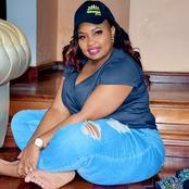 Breaking: Senator Millicent Omanga's Security Has Been Withdrawn