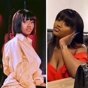 Who Do You See Gyackie Or Chioma? Fans Battles With The Stricking Resemblance Of The Two. [Photos]