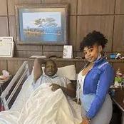 HBD, Sonko Celebrates Birthday In Hospital, See What Karen Nyamu Told Him