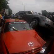 Un violent accident s'est produit sur l'axe Marcory-Plateau à l'instant
