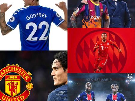 Transfer Deadline Day News: Sarr, Cavani And Traore To Man United, Latest Done Deals And More News