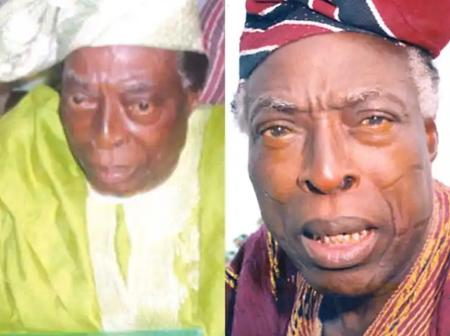 Remembering Adebayo Faleti, The Nigeria first Yoruba presenter on television & radio Who Died At 95.