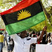 IPOB Finally Reacts To The Establishment Of