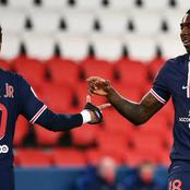 PSG star tests positive for covid-19 ahead of the UCL last-16.