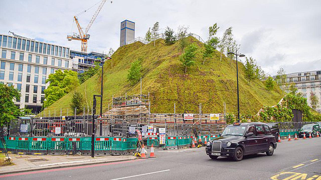 I made a mountain of mistakes! The Tory council boss behind Marble Arch's derided 'slag heap' tourist attraction apologises and says he wishes it had been handled differently