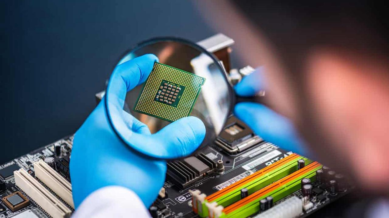 Global shortage of computer chips could last two years, says IBM boss