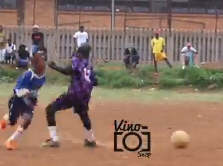 If You Know SA Soccer, You Will Love This 12 Year Old Talented Soccer Player (Video)