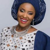 Actress Abiola Adebayo Recounts How She Used To Hawk Bread To Pay Her Fees