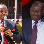 Ngunjiri Leaks Campaign Ideology That The Pro-Uhuru Leaders Would Use To Counter Hustler Vs Dynasty