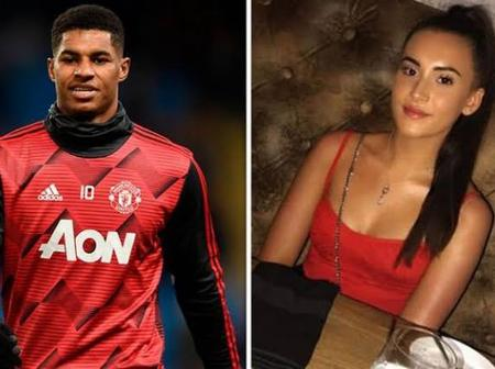 Stunning Pictures Of Rashford And His Girlfriend