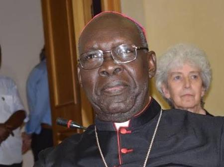 Ex Sudan's Archbishop Dies in Nairobi Hospital